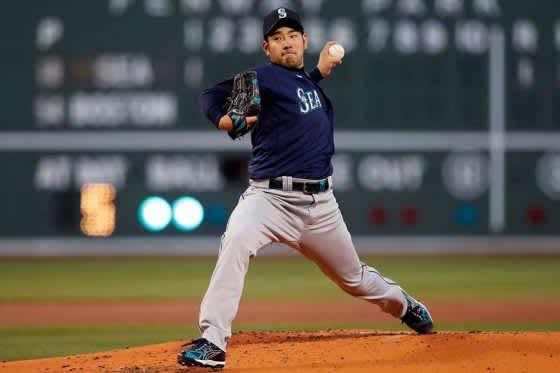 【MLB】菊池雄星、4度目登板は5回途中5失点で降板 2被弾含む6安打浴び今季初勝利ならず 画像