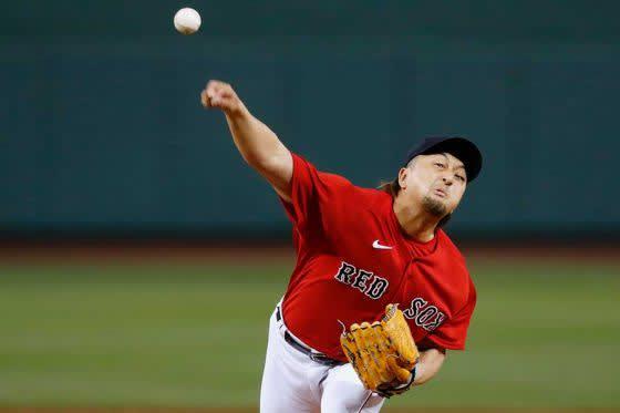 【MLB】澤村拓一、1回1/3無失点3Kの好救援でメジャー初勝利! 菊池は5回途中5失点で今季初黒星 画像