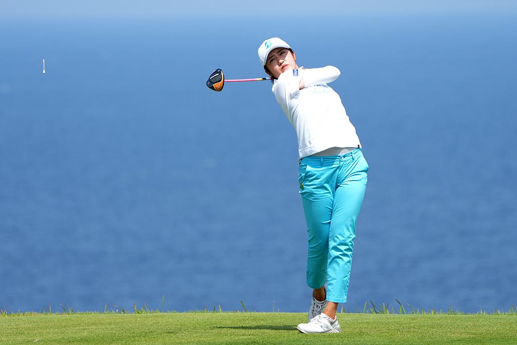 【ゴルフ】稲見萌寧、「はざま世代のダイヤモンド」が女子ゴルフ界をリードする 画像