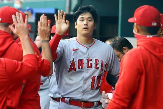 【MLB】復活白星&2安打の大谷翔平は「あらゆることをした」 指揮官激賞「良くなり続けている」 画像