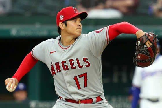 【MLB】大谷翔平のスプリットは「直球に見えて突然消える」 敵将はリアル二刀流に白旗 画像