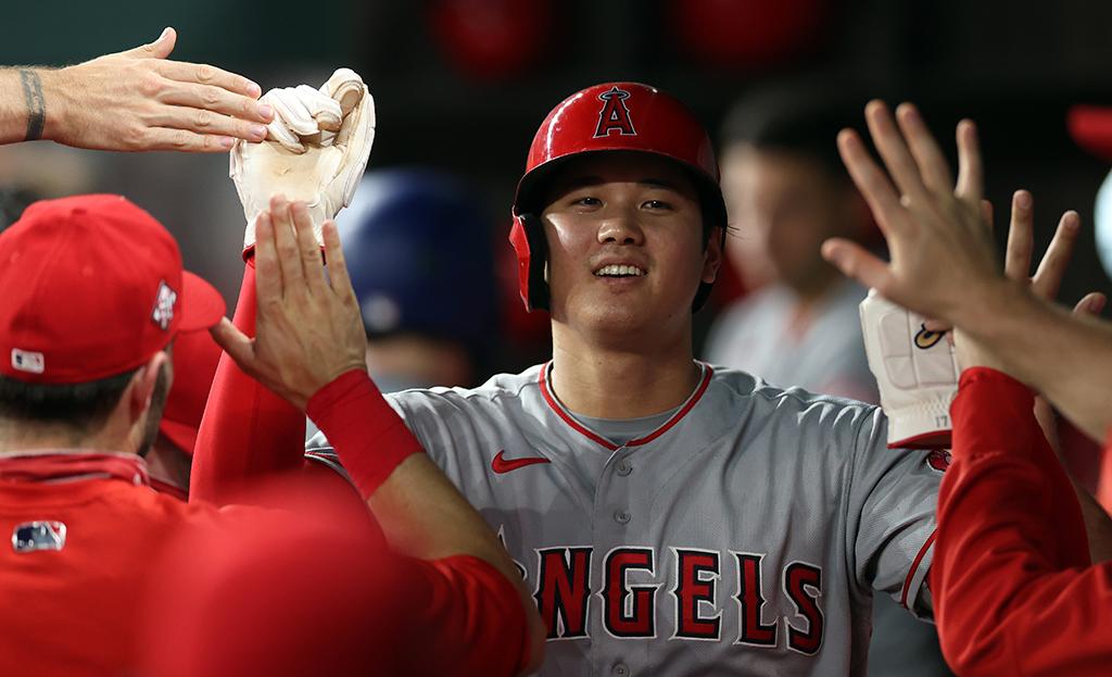 """【MLB】大谷翔平、""""リアル二刀流""""での躍動を監督も絶賛「大谷を見て楽しめないなら、野球を楽しむことはできない」 画像"""