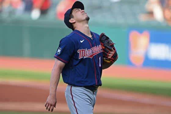 【MLB】前田健太、6回途中5失点で降板 2戦連続3本塁打を浴びて今季2勝目ならず 画像