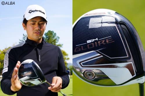 なぜ21歳の石坂友宏はシニア向けのドライバーを使う? 「つかまりすぎず、弾きが良くて飛ぶ」 画像