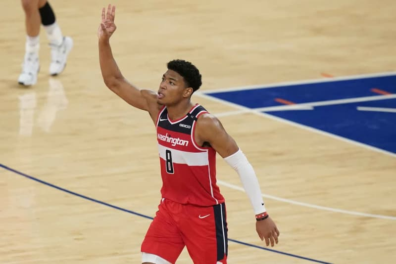 【NBA】ウィザーズはキャブスに快勝 八村塁は11得点 ウエストブルックが通算177回目のトリプルダブル 画像