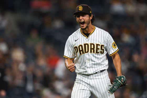 【MLB】ダルビッシュは「間違いなく球界屈指の投手」 敵将が毎回12K力投を大絶賛 画像