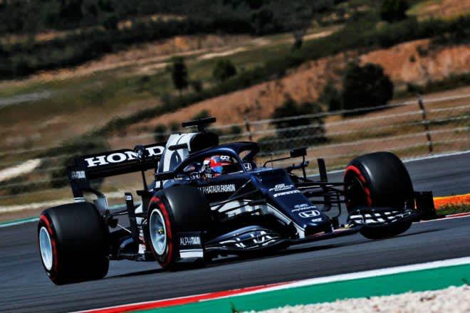 ボッタスがポール獲得。角田裕毅は14番手【順位結果】F1第3戦ポルトガルGP予選 画像