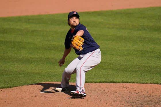 【MLB】澤村拓一、スプリットで3奪三振も1回2安打1失点 2試合連続の失点で防御率3.65 画像