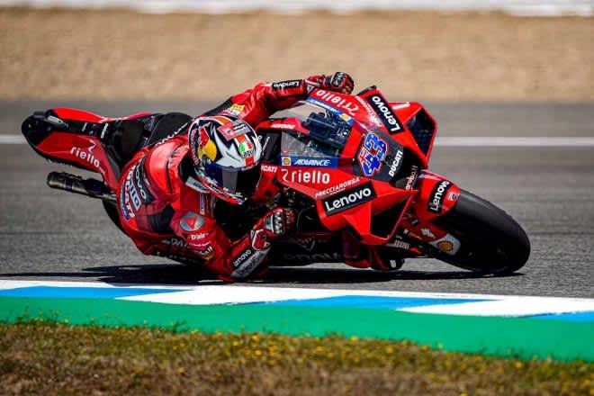 MotoGP第4戦スペインGP:ドゥカティのミラーが5年ぶりの優勝。中上は今季自己最上位フィニッシュ果たす 画像