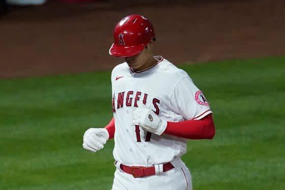 """【MLB】エンゼルス、13点差""""歴史的""""逆転勝ちならず 大谷出塁から6連打で7得点反撃も… 画像"""