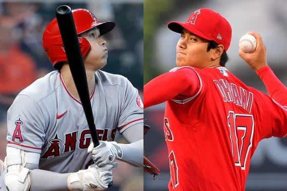 "【MLB】「投げることが打つ助けになる」大谷翔平、""リアル二刀流""の相乗効果をOB指摘 画像"