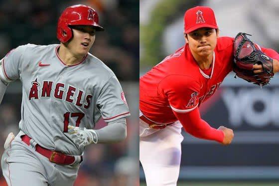 【MLB】大谷翔平、「2番・DH」で3度目の投打同時出場 2勝目&メジャー最多11号弾に期待 画像