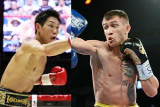 """【ボクシング】""""ロマチェンコ魔法には惑わされない""""中谷正義が勝利に自信、カギは左ボディブロー 画像"""
