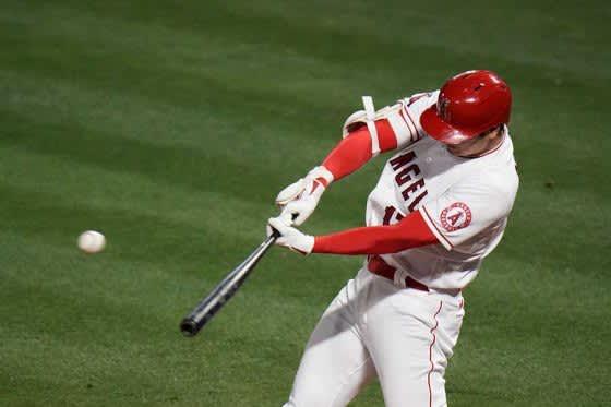 【MLB】大谷翔平、メジャー単独トップ13号本塁打 今季2度目の2戦連発で米通算60号到達 画像