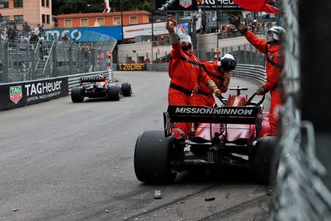 メルセデスF1代表、予選で赤旗の原因を作ったドライバーの最速タイムを抹消する規則を支持 画像