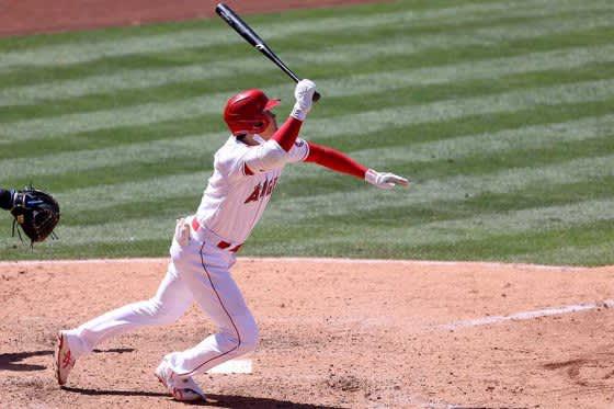 【MLB】大谷翔平、快走生還&2戦連続安打で最下位脱出貢献 打率.270、28日リアル二刀流へ 画像