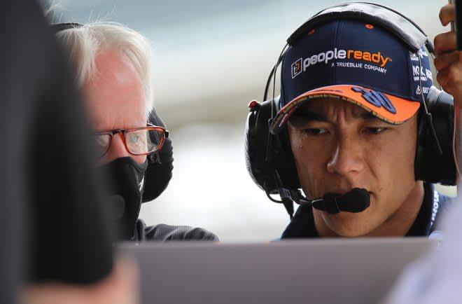 ファストナイン進出を目指す佐藤琢磨「予選と決勝を見据えて準備してきたデータが活かせている」 画像