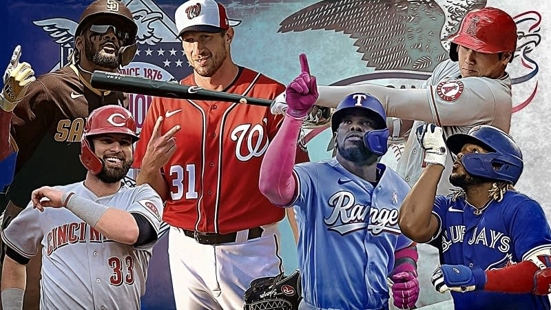 MLB公式サイトが5月のベストナインを選出 アDHは大谷翔平 画像
