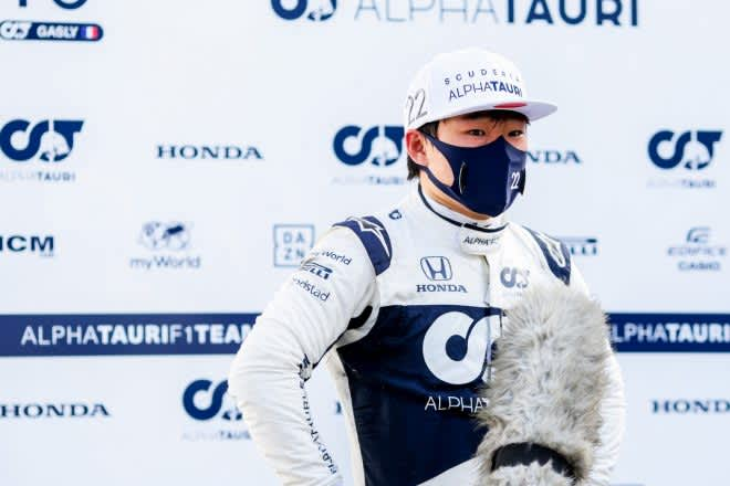角田裕毅、チームも満足の初日10番手「限界を探りつつ学習。間違いなくペースはいい」アルファタウリ・ホンダ/F1第6戦 画像