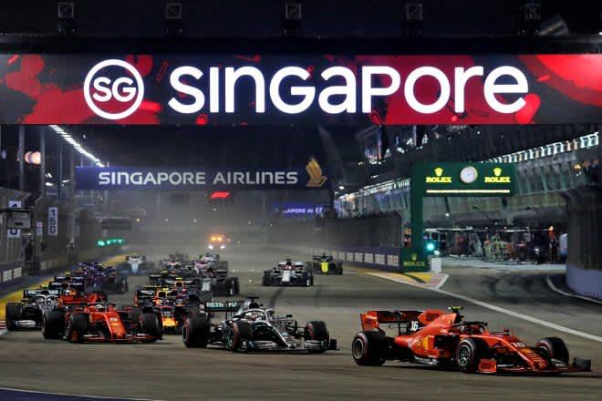 F1、シンガポールGP中止を正式発表。3つの代替戦候補について検討中 画像
