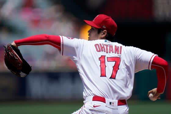 【MLB】大谷翔平、雄叫び力投も4勝目&日米通算50勝ならず 6回9K1失点、打撃は3の0 画像