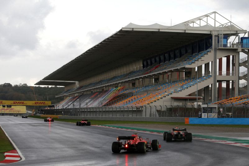 F1=トルコGP、シンガポールGPの代替開催地に決定 画像
