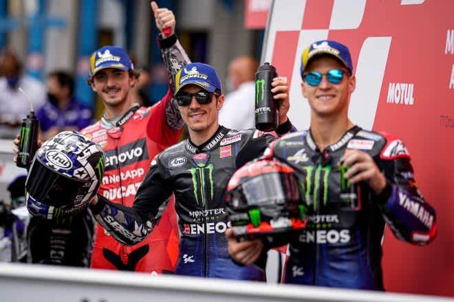 MotoGP第9戦オランダGP:ビニャーレス、レコードブレイクで今季初ポール奪取。中上貴晶は4番グリッドを獲得 画像