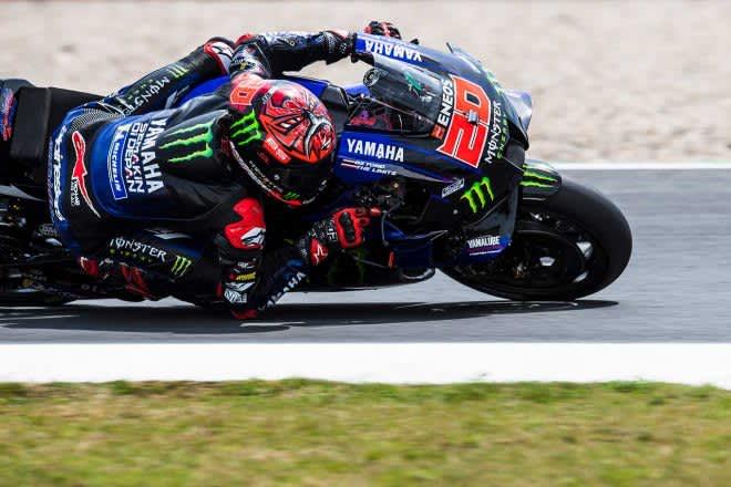 MotoGP第9戦オランダGP:クアルタラロが今季4勝目で、チャンピオンシップトップを堅守。ビニャーレス2位でヤマハがワン・ツー 画像