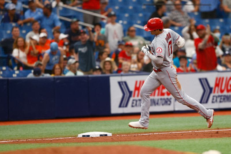 MLB=大谷、オールスター投票のア・リーグDH部門で1位通過 画像