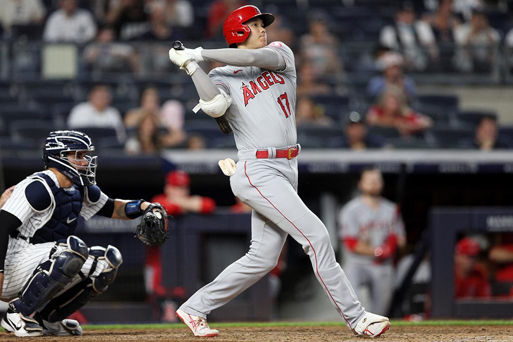 【MLB】大谷翔平、ツインズ戦に「2番DH」で出場 前日の弾丸ツーベースに漂う一発の予感… 画像