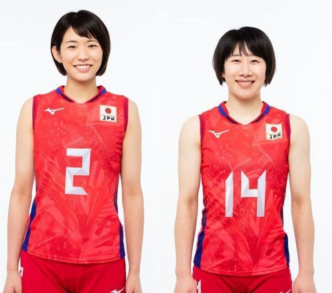 中田久美監督「世界一小さい日本が勝つためには…」古賀紗理那、小幡真子初選出の理由 画像