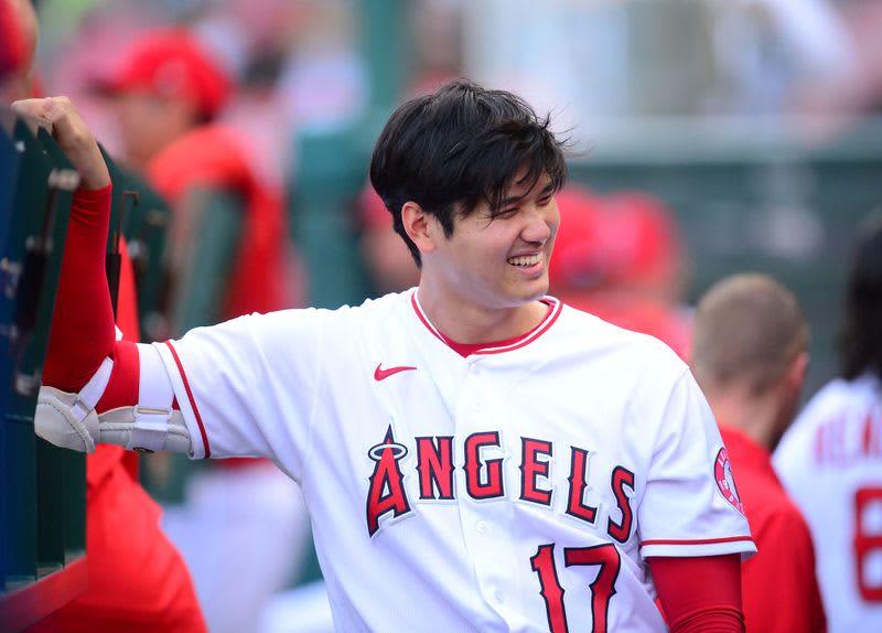 MLB=エンゼルス大谷、オールスターにDH部門で選出 画像