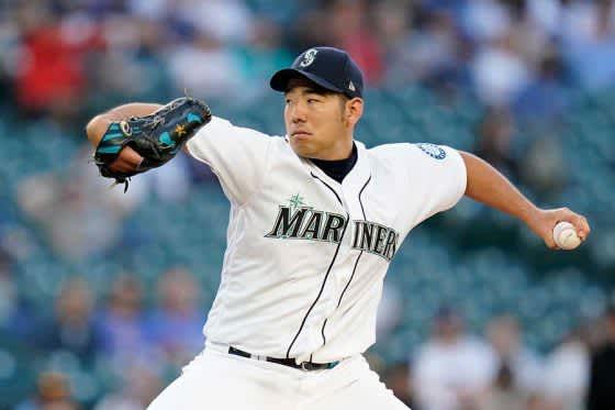 【MLB】菊池雄星「自分から崩れた」 5回5失点で51日ぶり黒星、自身最多7勝目ならず 画像