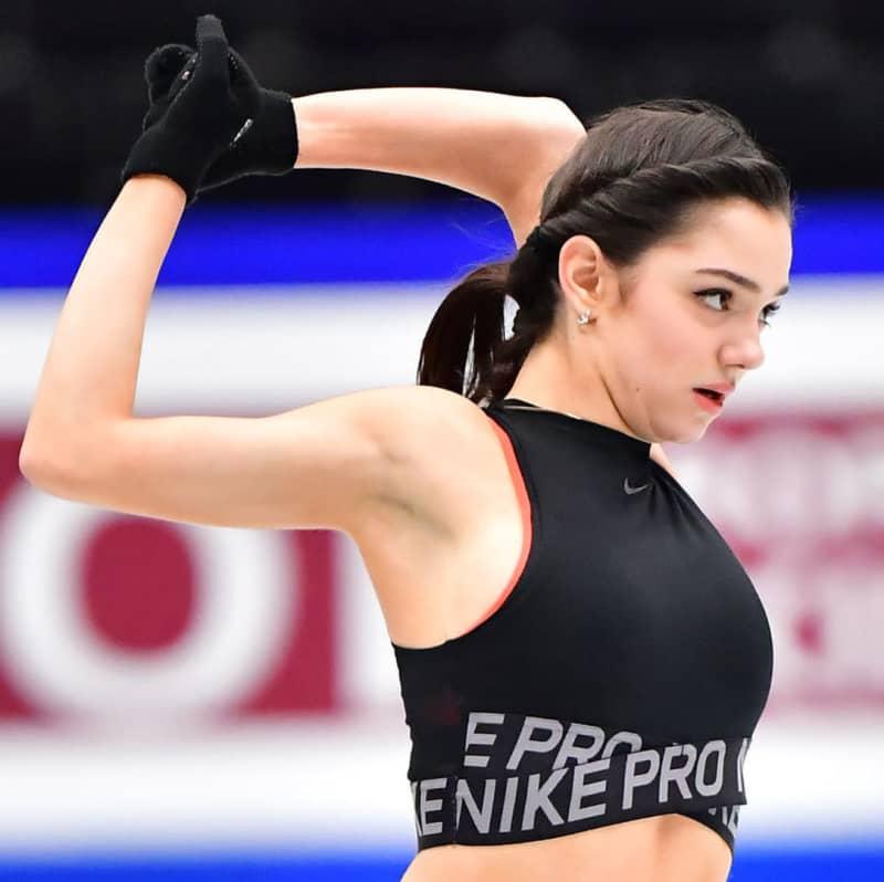 【東京五輪】〝ロシアの妖精〟メドベージェワが来日断念「パンデミックに対する懸念」 画像