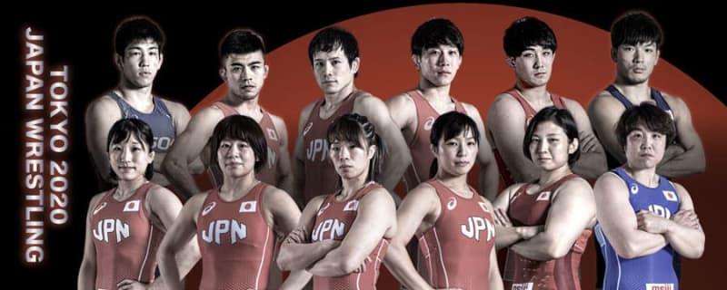 【レスリング】2021年東京オリンピック/応援・取材ガイド 画像