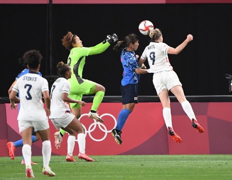 なでしこジャパンが敗れる 格上英国に0-1 1敗1分けに 画像
