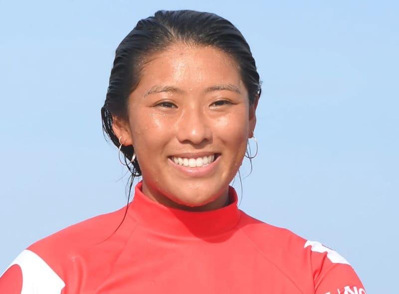サーフィン・前田マヒナが涙 世界6位の米国選手に敗れ3回戦敗退 画像