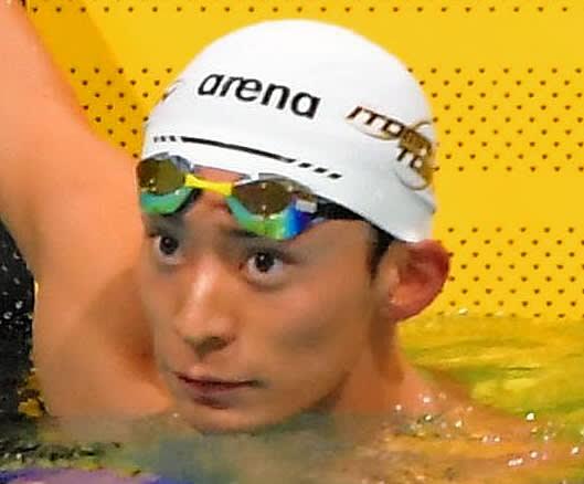 入江陵介は決勝進出ならず「悔しい思いでいっぱい」100分の1秒届かず 画像