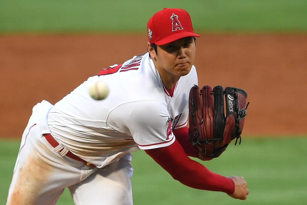 【MLB】「他の投手ではできない修正力」 大谷翔平、指揮官絶賛の快投で今季100奪三振到達 画像