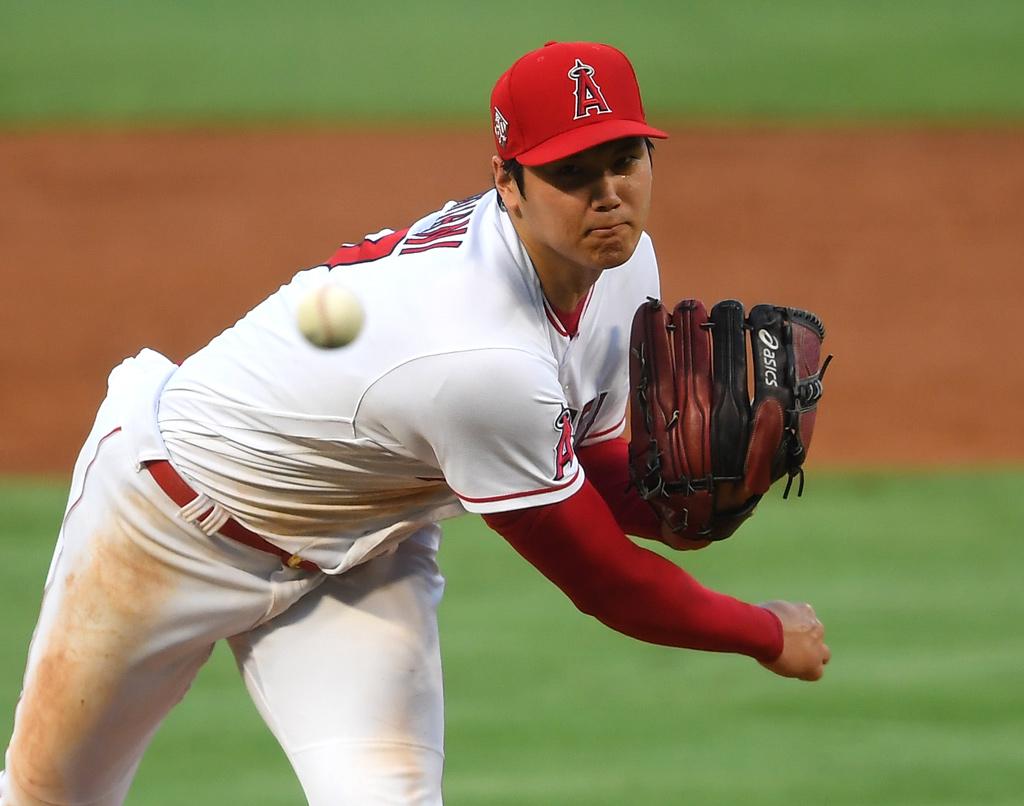 【MLB】「他の投手ではできない修正力」 大谷翔平、指揮官絶賛の快投で今季100奪三振到達