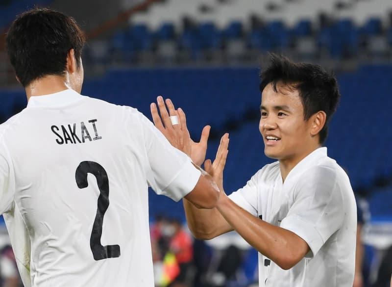 日本サッカー強い!フランスに4発圧勝 史上初3戦全勝で1次L突破 画像