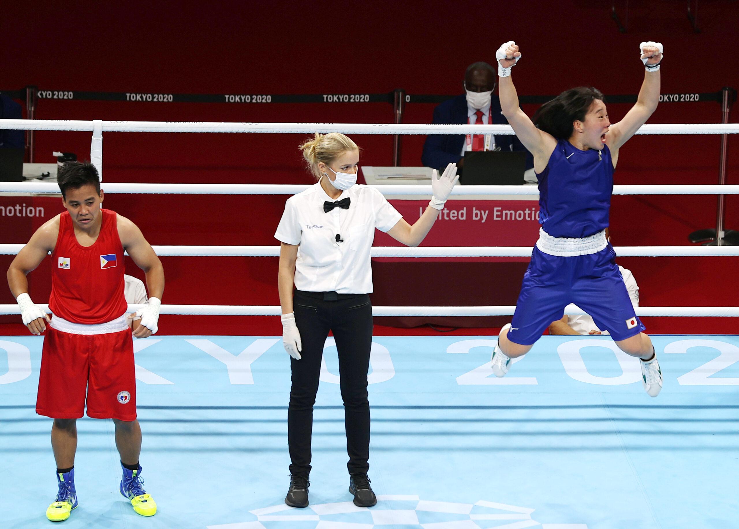 【東京五輪/ボクシング】女子フェザー級の入江聖奈が金 大学で引退「ゲーム会社に就職したい」