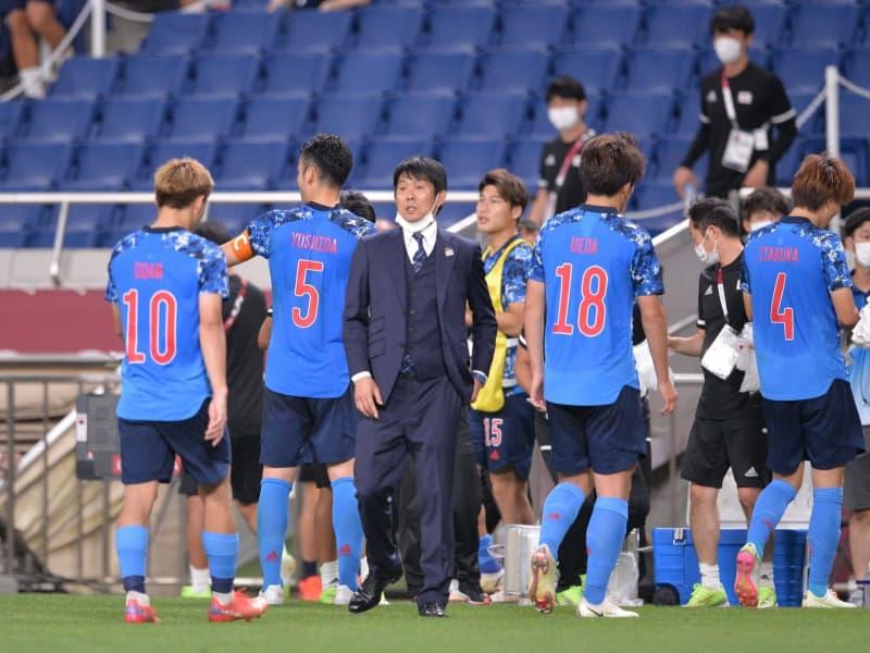 日本 2試合連続の延長戦でスペインに敗れる メキシコと銅メダルかけ決戦へ