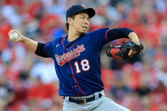 【MLB】前田健太、9奪三振も3本塁打浴び5回5失点で降板 同級生・秋山は代打で左前打 画像