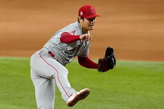【MLB】大谷翔平、6回1失点快投で自己最多更新の6勝目 2か月負けなし、防御率2点台に 画像