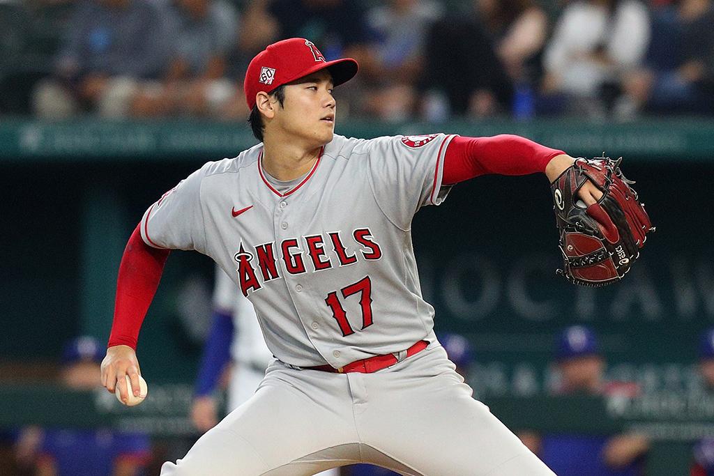 【MLB】大谷翔平、二刀流でも自己最多のシーズン6勝目 6回1失点はマウンドで雄叫び締め