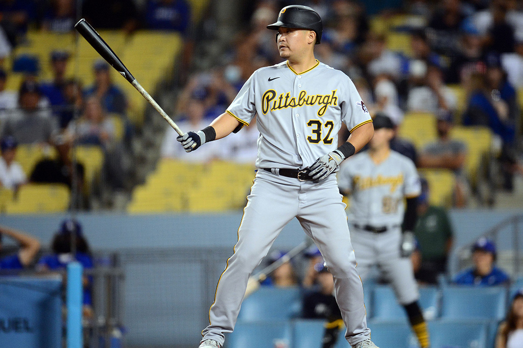 【MLB】「パワーをもたらす可能性」筒香嘉智、新天地で二塁打デビュー 指揮官や地元メディアは打撃力に期待 画像