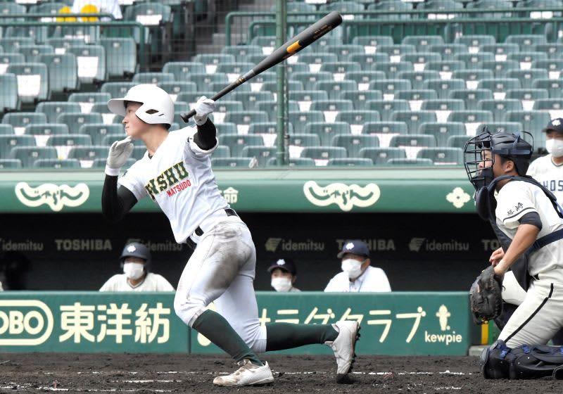 【速報】専大松戸、2回戦敗退 長崎商に一時同点も及ばず 第103回全国高校野球 画像