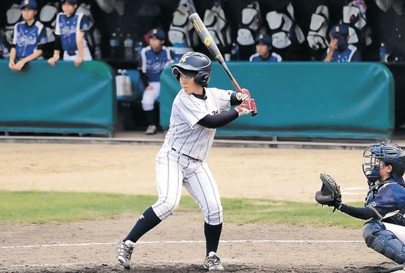 今方、集大成の甲子園 女子高校野球 23日聖地で初の決勝 高岡出身 神戸弘陵学園の副主将 画像