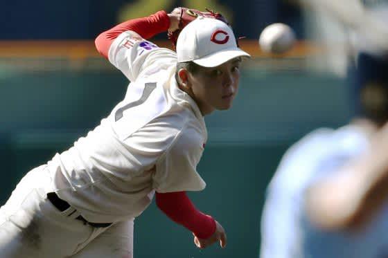 【高校野球】智弁和歌山が19年ぶり4度目の決勝進出 中西の好投で近江との近畿勢対決制す 画像